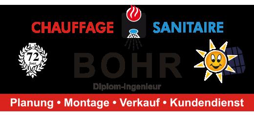 BOHR Logo